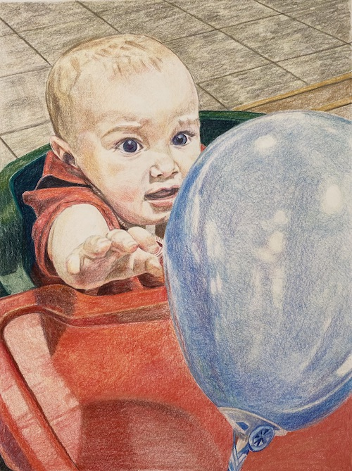Balloon, Sophie Nicoll Studio